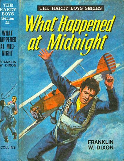 21 - What Happened at Midnight (HardyBoys.co.uk)