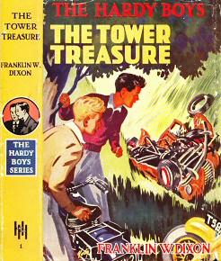 The Tower Treasure, britisk versjon